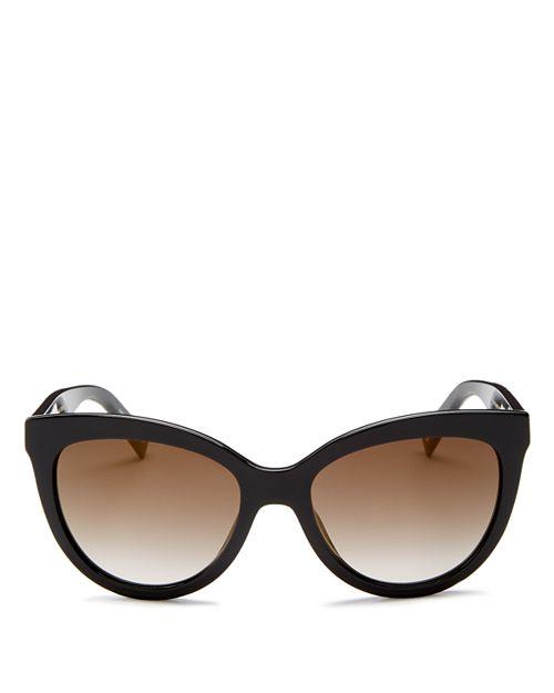 MARC JACOBS - Women's Mirrored Cat Eye Sunglasses, 52mm