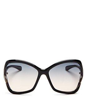 Tom Ford - Women's Astrid Oversized Square Sunglasses, 61mm