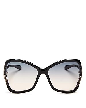 Tom Ford Women's Astrid Oversized Square Sunglasses, 61mm