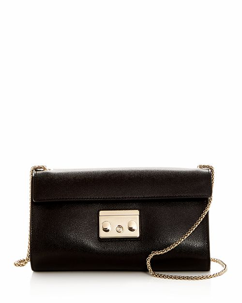 Furla - MY PLAY Interchangeable Metropolis Small Leather Pochette Body