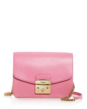 Furla - Metropolis Small Leather Crossbody