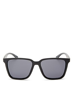 Le Specs - Men's Fair Game Modern Square Sunglasses, 57mm