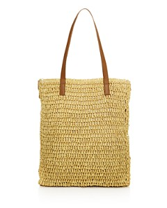 Echo - Straw Tote - 100% Exclusive