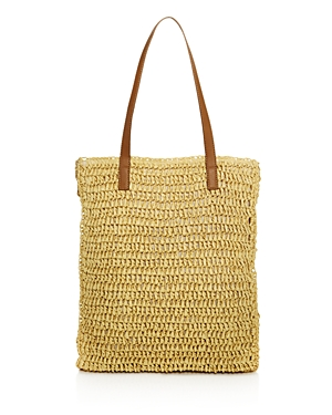 Echo Straw Tote - 100% Exclusive