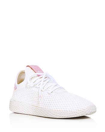 Adidas - x Pharrell Williams Women's Tennis Hu Lace Up Sneakers