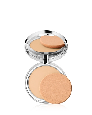 What It Is: A shine-absorbing, oil-free powder. What It Does: Ultra-sheer texture gives skin a perfected matte appearance. Great for oily skin and oily spots. Maintains a fresh look and feel, even after frequent touch-ups. Allergy-tested Non-acnegenic Free Of. Oil Parabens Fragrance Phthalates Mineral Oil Alcohol Gluten Animal byproducts (100% vegan) Finish: Matte Coverage: Sheer to moderate How To Use It: Apply with Powder Brush or included sponge applicator. Can be used all over face, or just