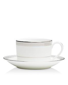 Waterford - Olann Teacup & Saucer Set