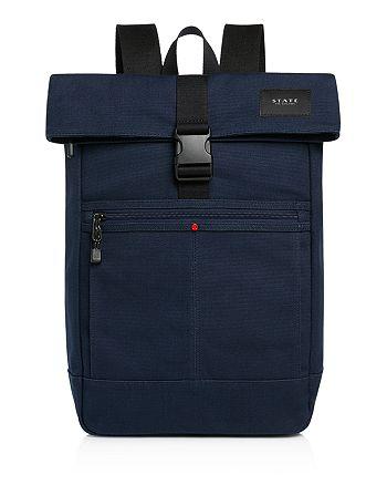 STATE - Canvas Spencer Backpack
