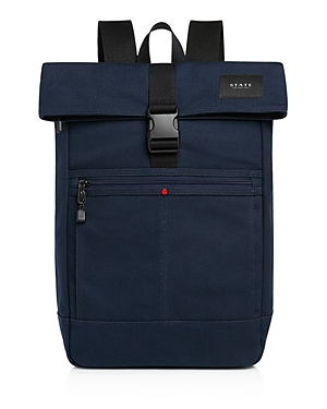 State Canvas Spencer Backpack