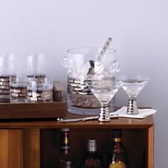 Michael Wainwright - Truro Platinum Martini Glass, Set of 2