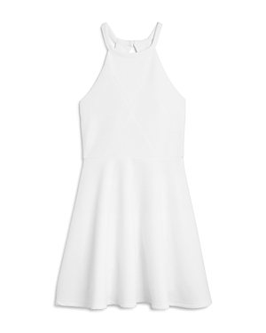 Sally Miller Girls Textured Emily Dress  Big Kid