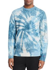 Champion Reverse Weave - Tie Dye Reverse Weave Crewneck Sweatshirt