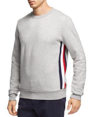 Tommy Hilfiger Side Stripe Crewneck Sweatshirt