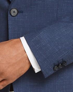 HUGO - Arti/Hesten Slim Fit Shadow Check Suit