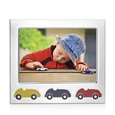 """Reed & Barton Racecar Silverplate Frame, 5"""" x 7"""" - Bloomingdale's_0"""