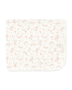 Little Me Girls' Rose-Print Blanket - Baby - Bloomingdale's_0
