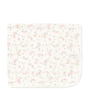 Little Me Girls RosePrint Blanket  Baby