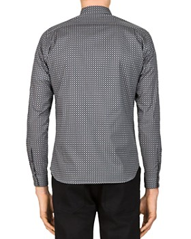 The Kooples - Silver Gems Slim Fit Button-Down Shirt
