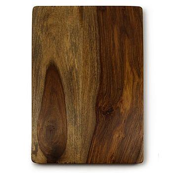 """Architec - Architec Gripper Gourmet Wood 10"""" x 15"""" Cutting Board"""