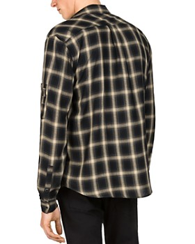 The Kooples - Big Check Slim Fit Button-Down Shirt