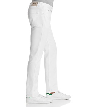 BOSS - Delaware Slim Fit Jeans in White