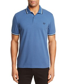 Fred Perry Tipped Slim Fit Polo Shirt - Bloomingdale's_0