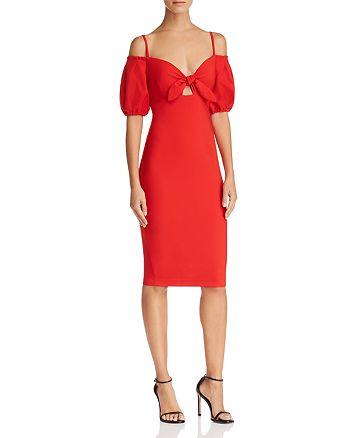 Nookie - Belle Cold-Shoulder Dress