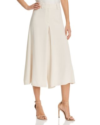 Rosina Crepe Culottes by Theory