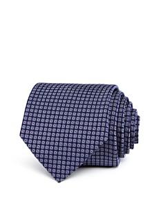 John Varvatos Star USA Mini Squares Neat Classic Tie - Bloomingdale's_0