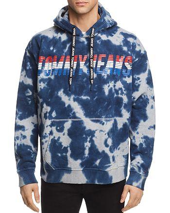 Tommy Jeans - Tie Dye Logo Hoodie