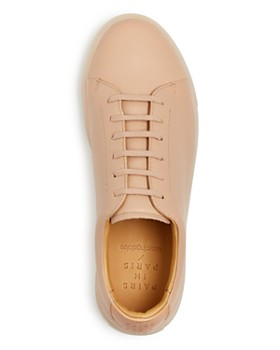 Pairs in Paris - Men's No. 2 Leather Lace Up Sneakers - 100% Exclusive