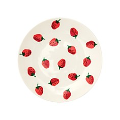 kate spade new york - Strawberries Dinner Plate