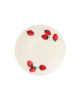 kate spade new york - Strawberries Accent/Salad Plate