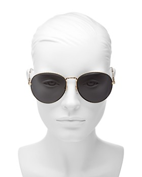 Givenchy - Women's Round Sunglasses, 60mm