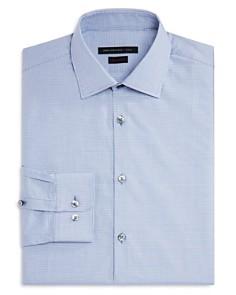 John Varvatos Star USA - Micro Check Regular Fit Dress Shirt