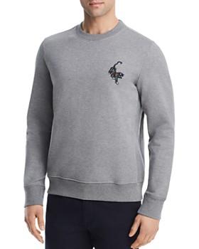 PS Paul Smith - Tiger Patch Crewneck Sweatshirt