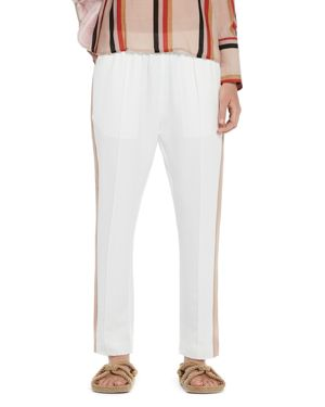 SIDE-STRIPE TAPERED PANTS