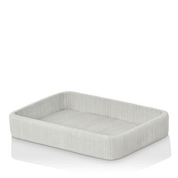 DKNY - Fine Lines Soap Dish