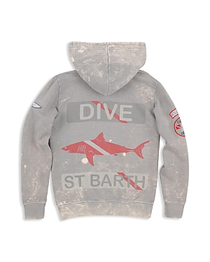 Butter Boys Graphic Dive Hoodie  Big Kid