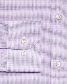 The Men's Store at Bloomingdale's - Textured Nonsolid Slim Fit Dress Shirt - 100% Exclusive