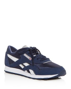 Reebok Women's Classic Lace Up Sneakers
