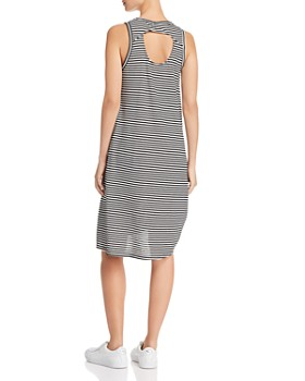 n PHILANTHROPY - Boo Striped Tank Dress