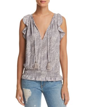 DONNIE PRINTED TOP from Bloomingdale's