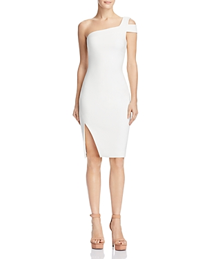 Likely Packard One-Shoulder Dress