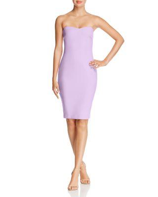 $LIKELY Lauren Strapless Dress - Bloomingdale's
