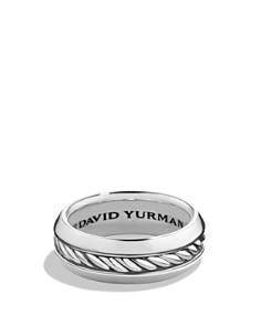 David Yurman - Men's Cable Classic Band Ring
