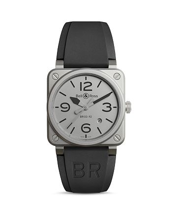 Bell & Ross - BR 03-92 Horoblack Watch, 42mm