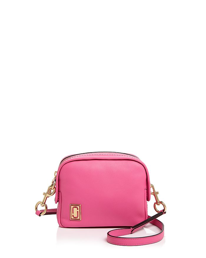 ee2ceb6a3f0c MARC JACOBS - The Mini Squeeze Leather Crossbody Bag