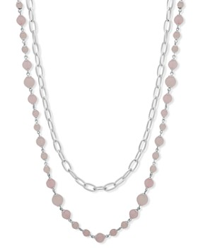 """Ralph Lauren - Two In One Strand Necklace, 26"""""""
