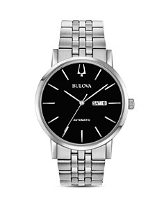 Bulova - Clipper Watch, 42mm